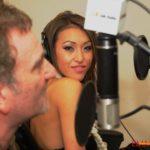 Jayden on the air