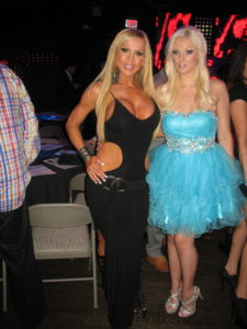Amber Lynn and Jenna Ivory