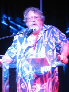 Industry historian Bill Margold