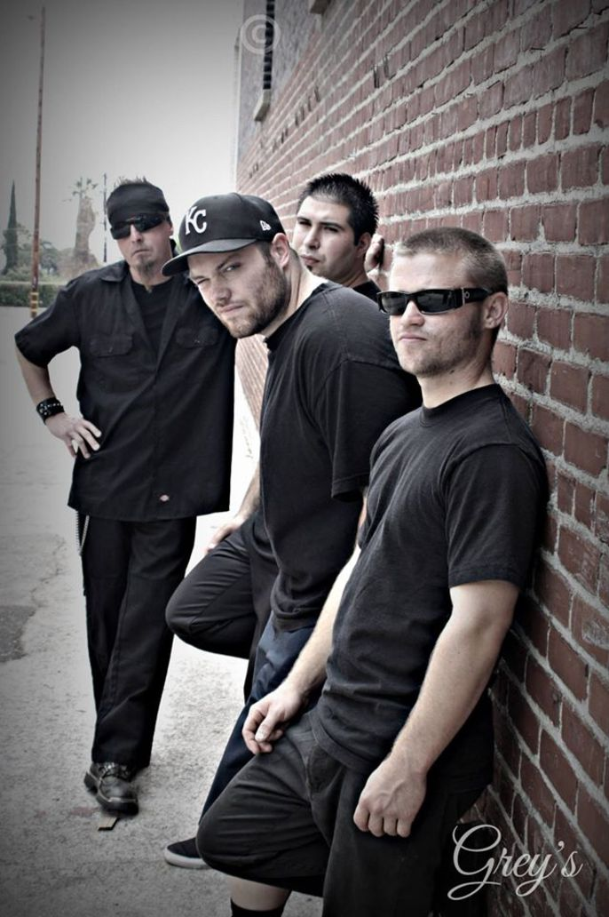 David Leach band photo