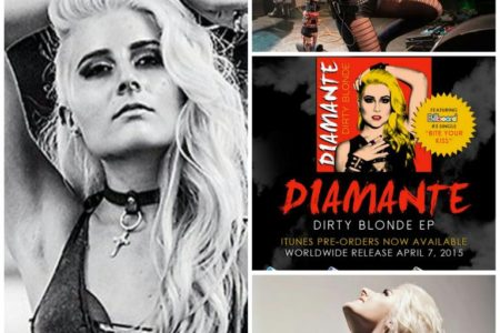 Rock'N'SeXXXyU Welcomes DIAMANTE'...