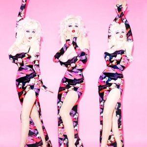 ANGELYNE DRESS