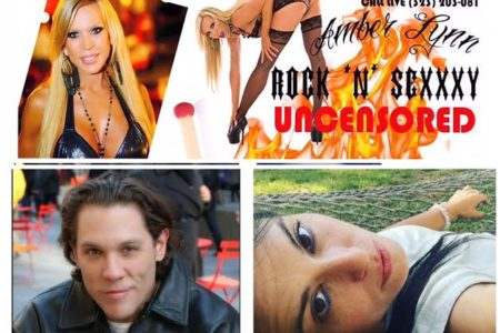 Rock'N'SeXXXyU welcomes actress,...