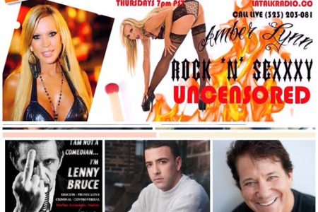 Rock'N'SeXXXyU welcomes, Ronnie...